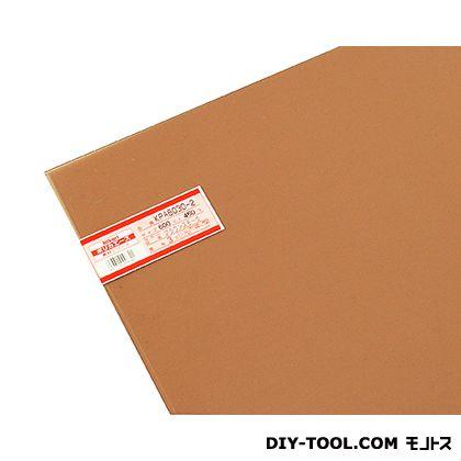 光 ポリカエース ブラウンスモーク 600×450×3mm KPA6030-2  0
