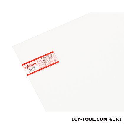 光 ポリカ透明マット  450×600×3mm KPMT-6403  0
