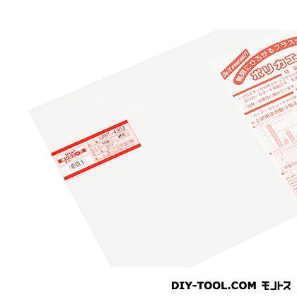 光 ポリカ透明マット  300×450×3mm KPMT-4303  0