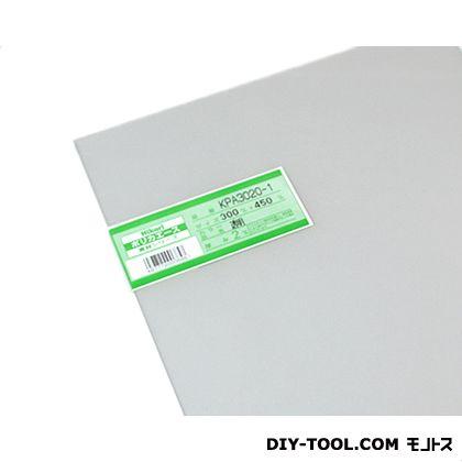 光 ポリカエース 透明 300×450×2mm KPA3020-1  0