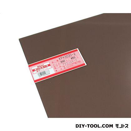 光 ポリカエース ブラウンスモーク 300×450×3mm KPA3030-2  0