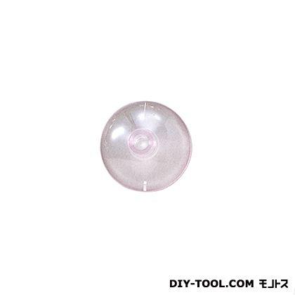 吸盤立穴 透明 30φ QC-031 2 個