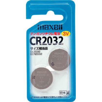 マンガンリチウム電池2個入り (CR20322BS)