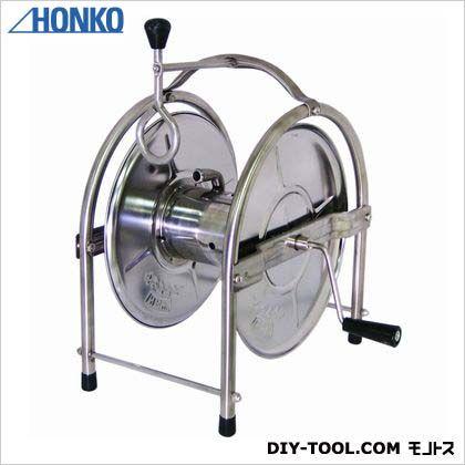 本宏 ステンNEWサンフラワー(ホースリール)  385 SNR-25   ホースリール・ホースハンガー 散水・潅水用ホース