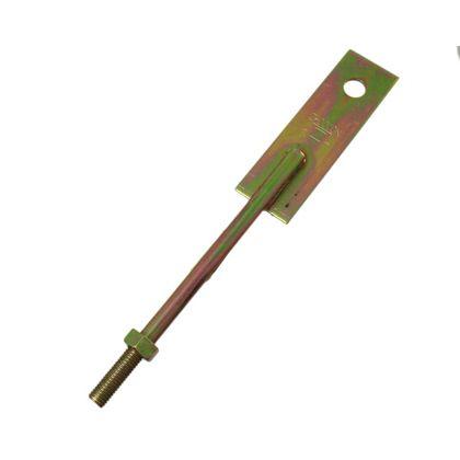 公団羽子板 ナット付  12×280mm F084