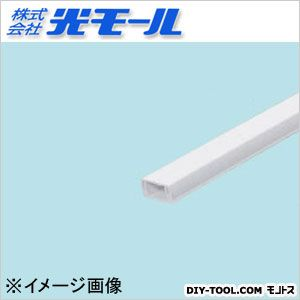 配線カバーアンテナ用 ホワイト 22×10.5×1000(mm) 015