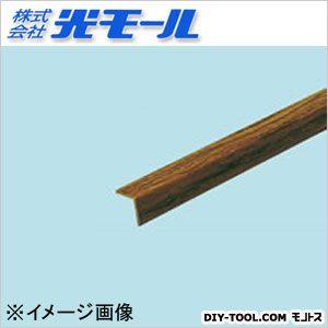 アングルK 木目 15×15×1×1000(mm) 026