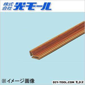 ガラス戸引き手 チーク 22.5×13×1000(mm) 145