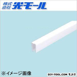 カブセ ホワイト 7.5×11×5.5×1000(mm) 166