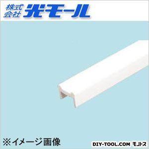 ホワイトカブセ ホワイト 15.1×10.4×12×1000(mm) 168