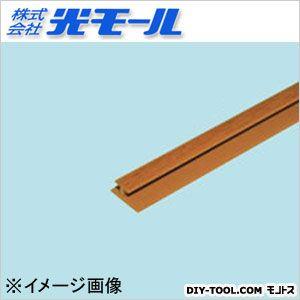 木目ジョイナーエ チーク 12×5×3×1000(mm) (205)