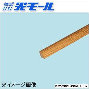 廻り縁D.M ミディアムオーク 10×10×1000(mm) (313)