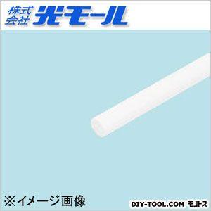 ホワイトABS丸棒 ホワイト 3×1000(mm) (357)