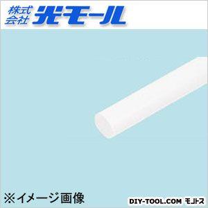 ホワイトABS丸棒 ホワイト 7×1000(mm) 359