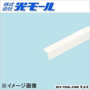 ホワイトアングル ホワイト 50×50×2×1000(mm) 1601