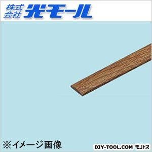 平ミディアムオーク ミディアムオーク 14×3×1000(mm) 1607