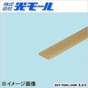 平板 ライトオーク 15×2.5×1000(mm) 1624