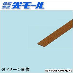 平板 ダークオーク 9×2.5×1000(mm) 1626