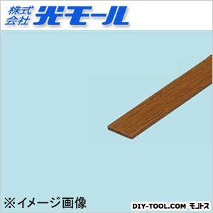 平板 ダークオーク 12×2.5×1000(mm) 1627