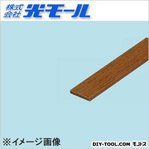 平板 ダークオーク 15×2.5×1000(mm) 1628