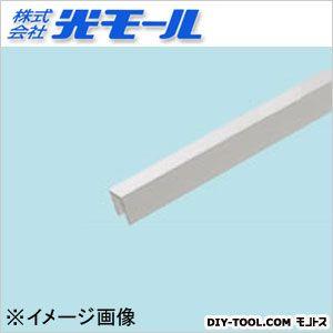 アルミチャンネルAC シルバー 5.5×10×1×1000(mm) (462)