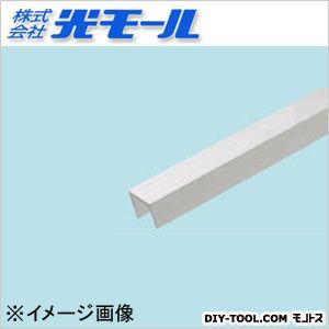 アルミチャンネルAC シルバー 10×10×1×1000(mm) 463
