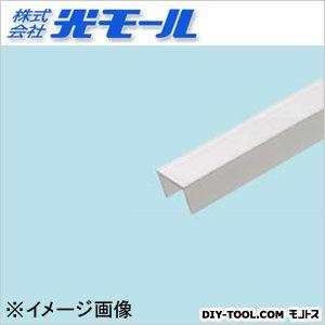 アルミチャンネルAC シルバー 15×12×1×1000(mm) (465)
