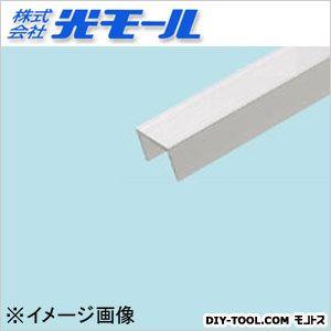 アルミチャンネルAC シルバー 25×13.5×1.5×1000(mm) (468)