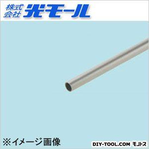 アルミ丸パイプ シルバー 3×0.5×1000(mm) 503