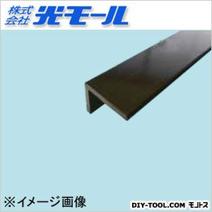 フロアー材用のRアングル B(穴付) ブロンズ 12×15×2×2000(mm) 1490