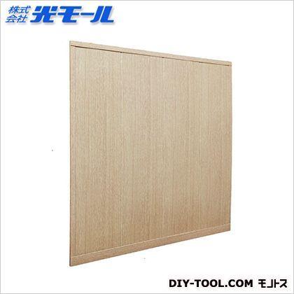 腰壁PURAPAN オーク 全長最大:高さ895X幅895X厚さ7(mm) 7230100