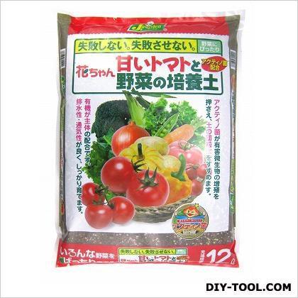 花ちゃん甘いトマトと野菜の土  12L