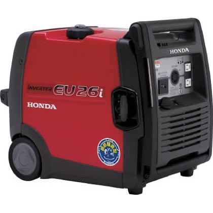 HONDA Honda防音型インバーター発電機2.6kVA(交流/直流) EU26IN1JN 1台   EU26IN1JN 1 台