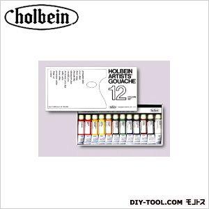 ホルベイン画材 HGC2号 G701 12色セット  5ml