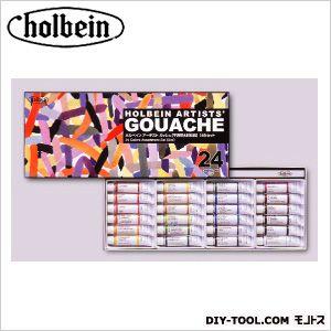 ホルベイン画材 HGC2号 G705 24色セット  5ml