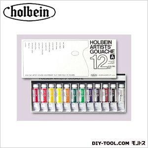 ホルベイン画材 HGC5号 G710 12色セット (アーチスト)  15ml
