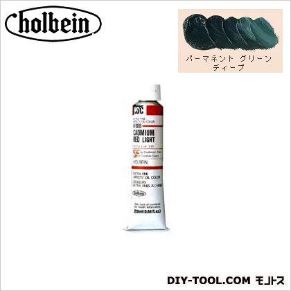 ホルベイン画材 HOC20号 HH280 パーマネントグリーンディープ  110ml