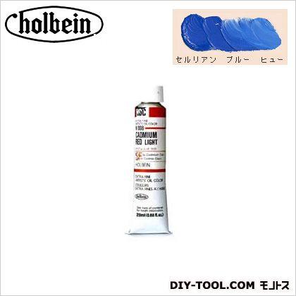 ホルベイン画材 HOC20号 HH306 セルリアンブルー ヒュー  110ml