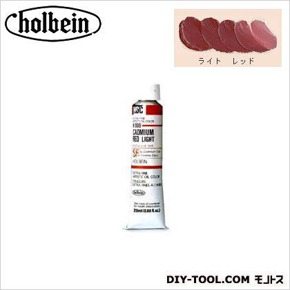 ホルベイン画材 HOC20号 HH340 ライトレッド  110ml