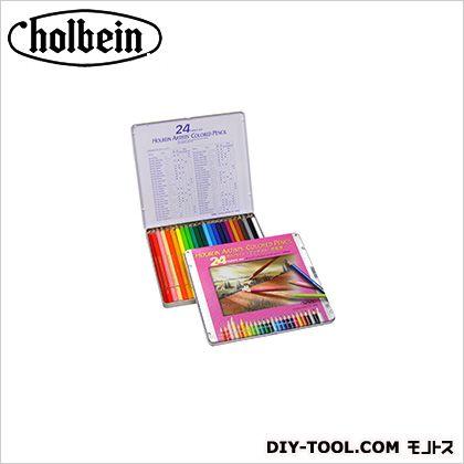 ホルベイン画材 H色鉛筆 OP920 24色セット