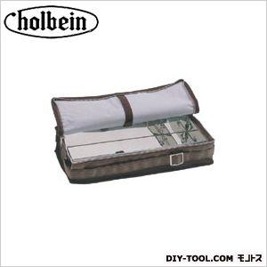 ホルベイン画材 ショルダーBOX  布(ナイロン茶)ブリキ無  W375×D180×H70mm