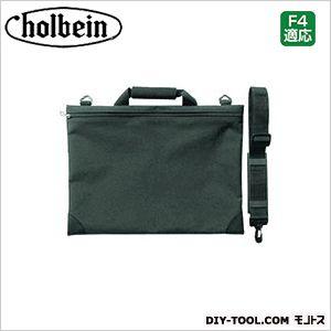 ホルベイン画材 アートフォリオバック F4 ブラック(裏地はレッド) W375×H280mm(B4収納可能)
