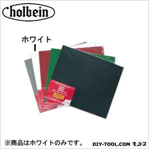 ホルベイン画材 カラージェッソペーパー(4枚入) F4 ホワイト  333×242mm