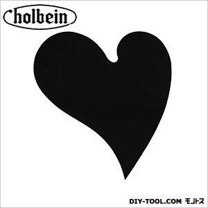 ホルベイン画材 ブラックボード タテ型ハート L  273.9×295.9mm  1 枚