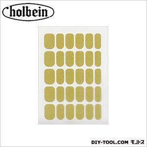 ホルベイン画材 チェルシー フィルムマニキュア FM-06 ゴールド   1 枚
