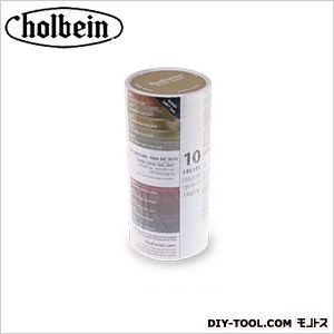 ホルベイン画材 パンパステル 30105 10色 エクストラダーク ウォーム