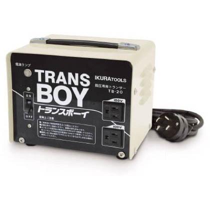 ポータブルトランス(降圧器)   TB20 1 台