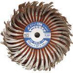 AC スリット研磨輪ハンドタイプ  150×10P×10 #240 FSFWH15010240 1 本