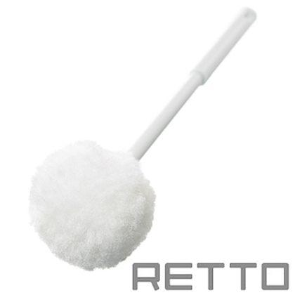 スペアブラシ ソフト  約直径7(柄直径1.9)×長さ33(cm) RETTB-SB