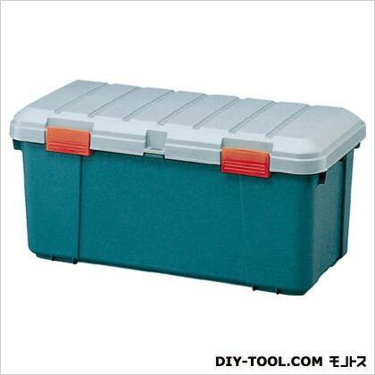 アイリスオーヤマ カー収納 カートランク ダークグリーン 850×450×390 CK85